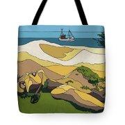Beaches Tote Bag