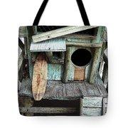 Beachfront Birdhouse For Rent 1 Tote Bag