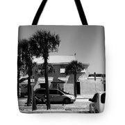 Beachside Bar Tote Bag