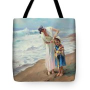 Beachside Diversions Tote Bag
