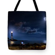 Beacons Of The Night Tote Bag