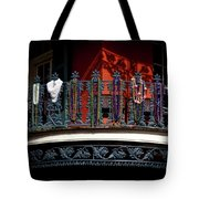 Beads In The French Quarter Tote Bag