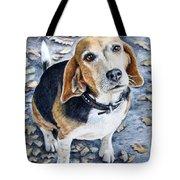 Beagle Nanni Tote Bag