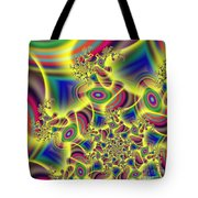 Beaming Tote Bag