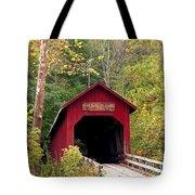 Bean Blossom Bridge II Tote Bag