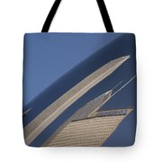 Bean Reflection Tote Bag
