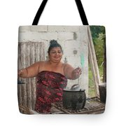 Beans Cooking Tote Bag