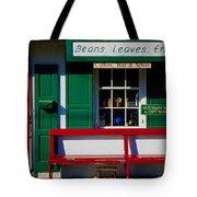 Beans, Leaves, Etc. Tote Bag