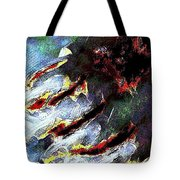 Bear Claws Tote Bag
