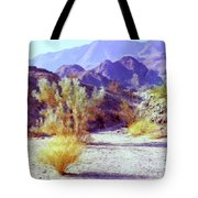 Bear Creek Trail Tote Bag