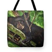 Bear Cub Tote Bag