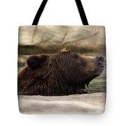 Bear Dip Tote Bag