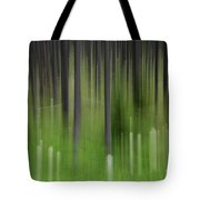 Bear Grass And Lodgepoles Tote Bag