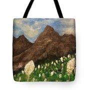 Bear Grass Bloom 2017 Tote Bag