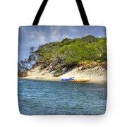 Bear Island Tote Bag