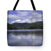 Bear Lake North Carolina Tote Bag