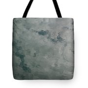 Bear Monster In The Sky Water Tote Bag