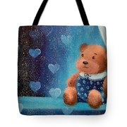 Bear Tote Bag
