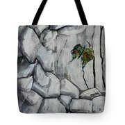 Bear Peak Giant Tote Bag