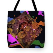 Bear Right To The 60s Tote Bag