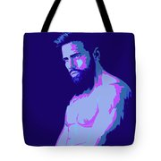 Beard Tote Bag