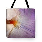 Bearded Iris Tote Bag