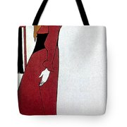 Beardsley: Poster Design Tote Bag