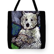 Bearly Scary Tote Bag