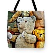 Bears For Sale Tote Bag