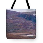 Beartooth Switchbacks Tote Bag