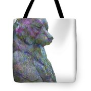 Beary Bear Tote Bag