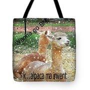 Beast Master Meme Tote Bag