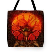Beast Of The Night Tote Bag