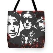 Beastie Boys Graffiti Tribute Tote Bag