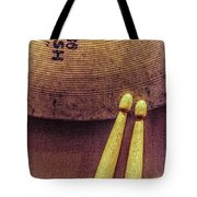 Beat In Time Tote Bag