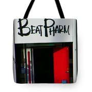 Beat Pharm Tote Bag