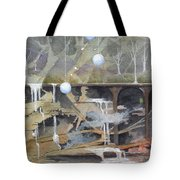 Beata's Destiny Tote Bag