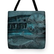 Beating The Blues Tote Bag