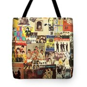 Beatles Collage 1 Tote Bag