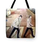 Beatles Other Abbey Road  Tote Bag