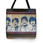 Beatles Sgt Pepper Tote Bag
