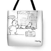 Beau Temps Pour La Saison Tote Bag