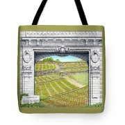 Beaune France Tote Bag