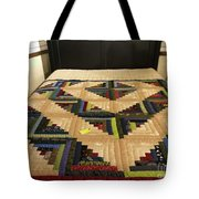Beautiful Amish Quilt Tote Bag