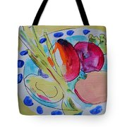 Beautiful And Fresh Tote Bag