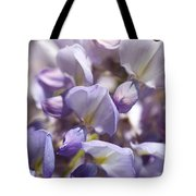 Beautiful And Magical Wisteria  Tote Bag