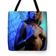 Beautiful Angel Tote Bag