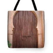 Beautiful Arched Doors Tote Bag