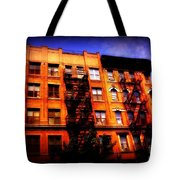 Beautiful Architecture Of New York - Ship Of State Tote Bag