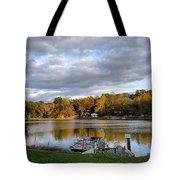 Beautiful Autumnv3 Tote Bag